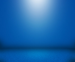 Blue Simple Empty Background