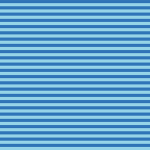 Blue Striped Pattern