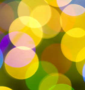 Blur Bubbles Background