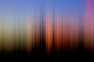 Blurred Effect Abstract Backdrop