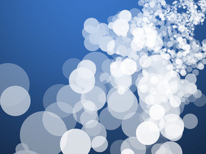 Bokeh Balls Background