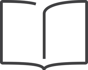 Book 2 Minimal Icon