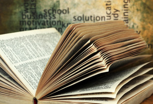 Book And Knowledge Concept