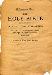 Book Bible 3 Texture