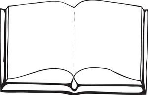 Book Vector Element