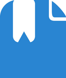 Bookmark Simplicity Icon