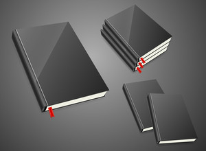 Books Vectors Elements