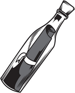 Bottle Vector Element
