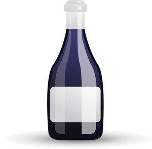 Bottled Drink Icon 2
