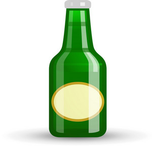 Bottled Drink Icon 3