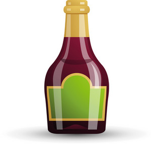 Bottled Drink Icon