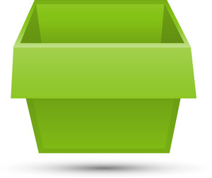 Box Green Lite Computer Icon