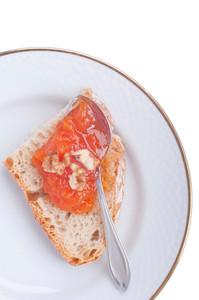 Bread And Pumpkin Jam