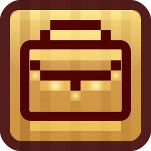 Briefcase Brown Tiny App Icon