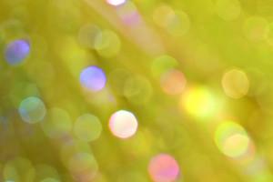 Bright Blur Bubbles