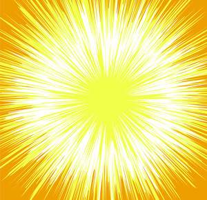 Bright Burst Design Background