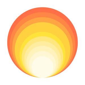 Bright Circle Design