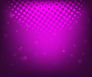 Bright Halftone Background