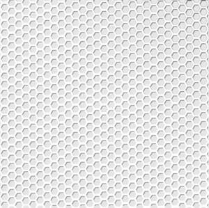 Bright Metal Circles Background