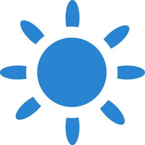 Brightness Simplicity Icon