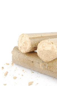 Briquettes And Granulated Firewood