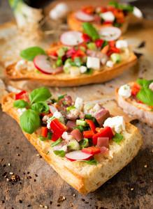 Brischetta Sandwich