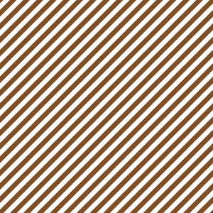 Brown And White Diagonal Striped Pattern
