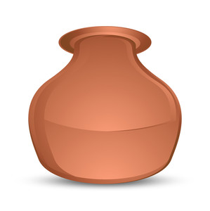 Brown Vector Cauldron