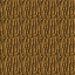 Brown Wood Minecraft Pattern