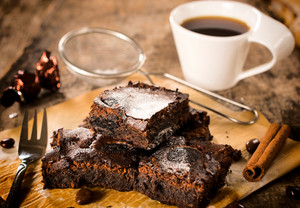 Brownies And Coffee