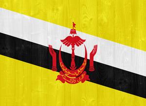 Brunei Darussalam Flag