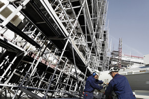building workers and construction industry