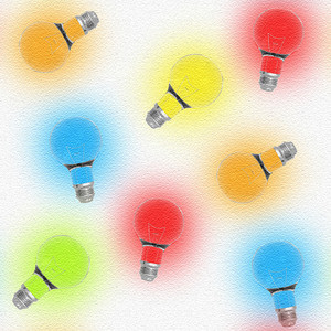 Bulbs Seamless Texture