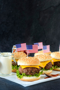 American Mini Burgers