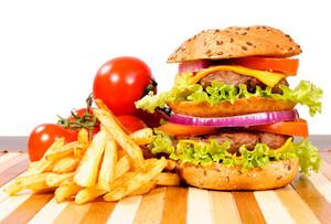 Cheeseburger Time