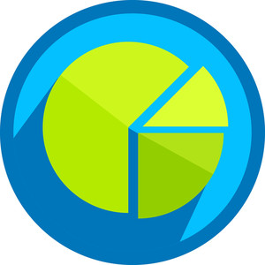 Business Pie Chart Icon