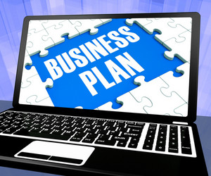 Business Plan On Laptop Shows Management Strategies