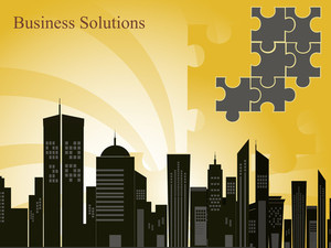 Business Solution Background