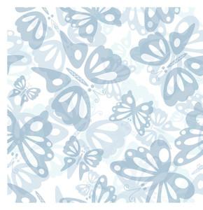 Butterfly Seamless Pattern-