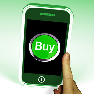 Buy Button On Mobile Shows Commerce Or Retail