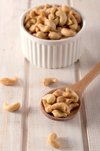 Cahew Nuts In The Ladle