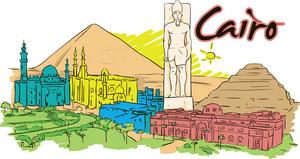 Cairo Vector Doodle