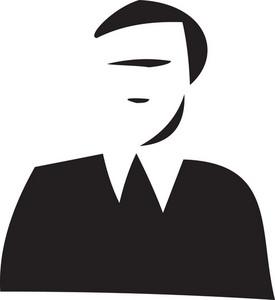 Illustration Of A Man.