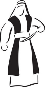 Illustration Of Arabian Man.