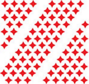 Design Element Of Filled Dots.
