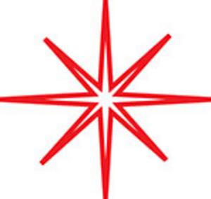Design Element Of A Star.