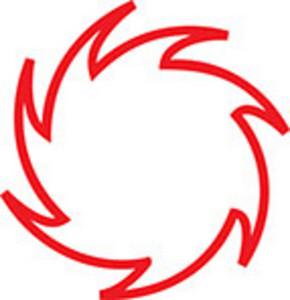Design Element Of Circle.