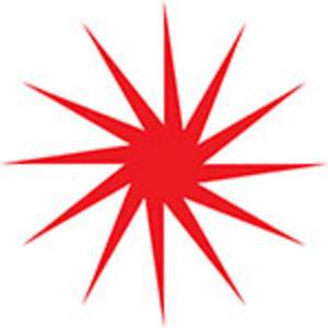 Star Design Element.