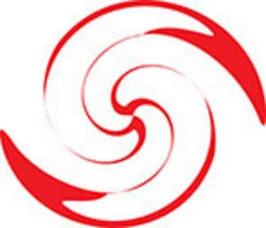 Design Element Of A Spiral.