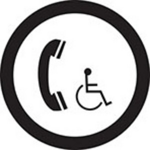 Handicapped Telephone